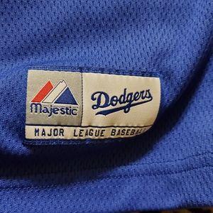 Majestic Dodgers Jersey